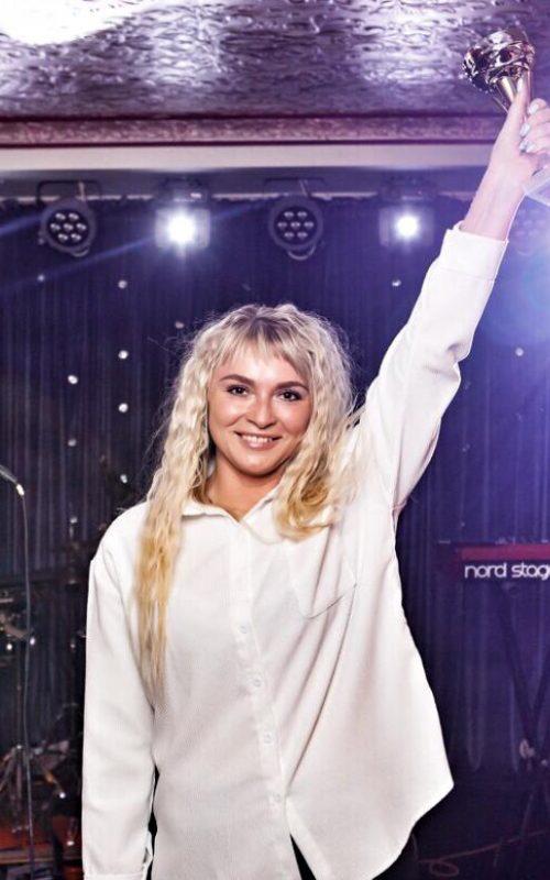 Ольга Лукьянова-призер чемпионата России по татуажу
